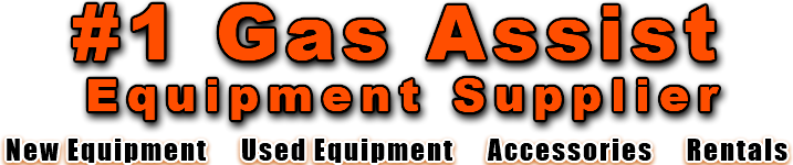 Gas Assist Molding Equipment
